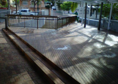 Hardwood Sundecks in Durban